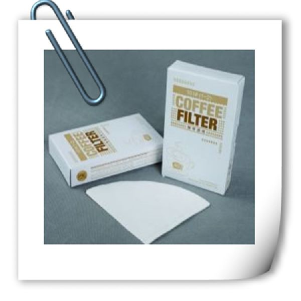 Cone Shaped Coffee Filter Paper Manufacturer Supplier In China