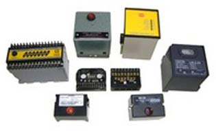 IAEC Gas Burner Sequence Controller