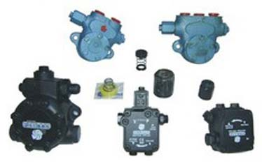 IAEC Oil Burner Fuel Pump