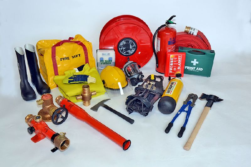 Safety & Fire Fighting Equipment