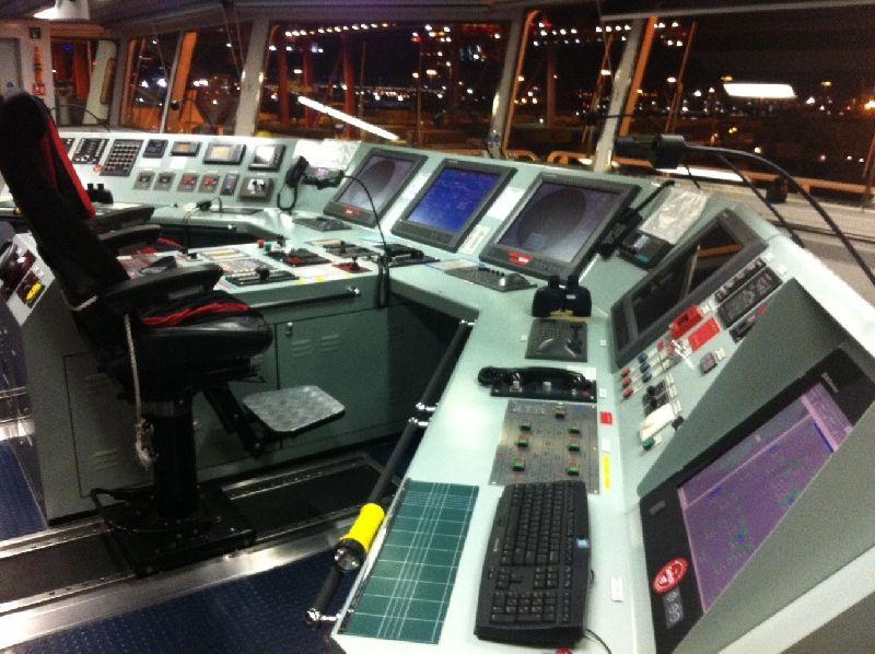 Ship's Bridge Equipment