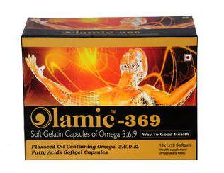 Olamic-369 Capsules