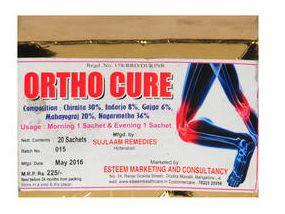 Ortho Cure Sachet