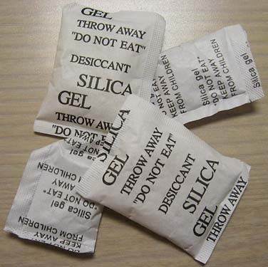 Silica Gel Sachets