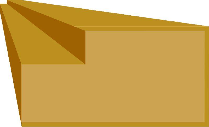 F 909 Fibro Plast Terrace Door Frame