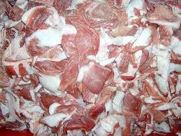 Frozen Pork Trimmings