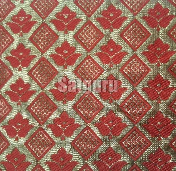 Baaghi Silk Jacquard Fabric 01