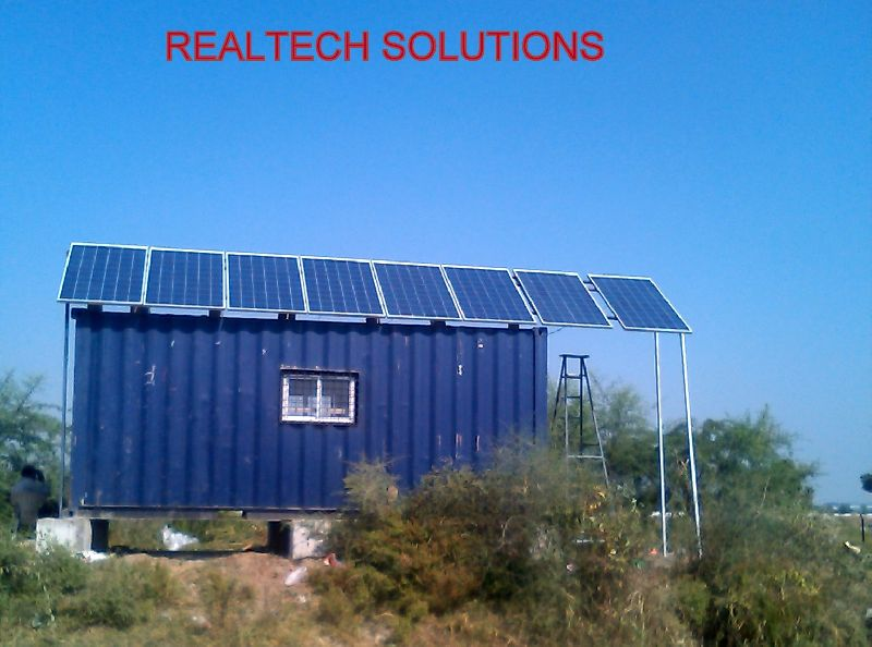 Solar Power Plant Installation 03