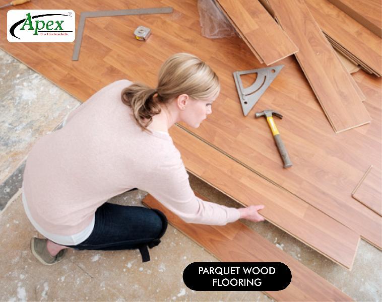 Parquet Wood Flooring 02