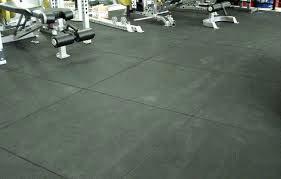Rubber Gym Flooring 02