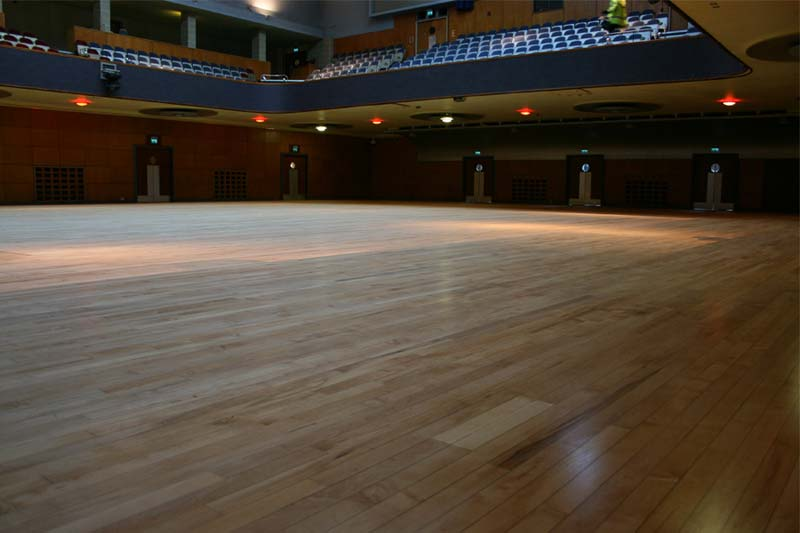Wooden Stage Flooring