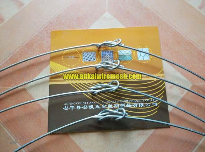 High Tensile Steel Wire Cotton Bale Ties