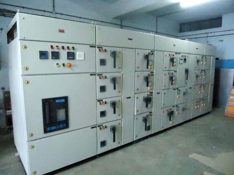 MCC Panel,MCC Control Panel,Electrical MCC Panel Manufacturers,Gujarat