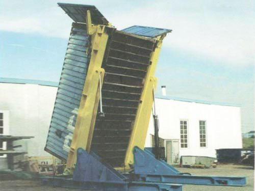 Hydraulic Container Loaders