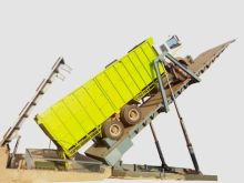 Truck Tilter with Lift