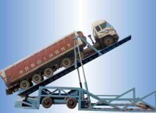 Truck Tilter with Wheel