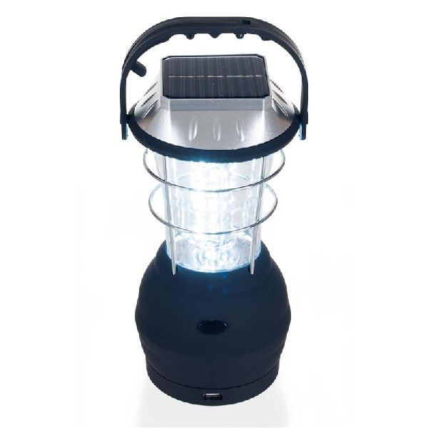 Solar LED Rechargeable Lamp 01