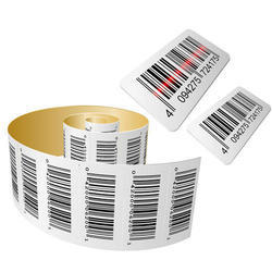 Customized Barcode Labels