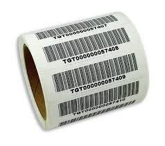 Polyester Barcode Labels