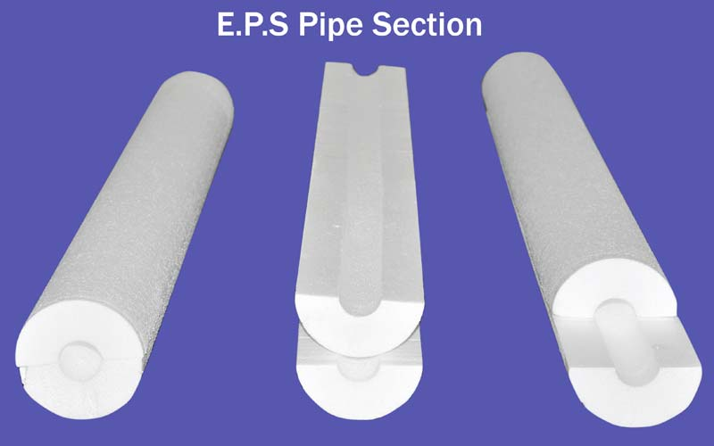 EPS Pipe Sections