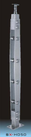 Stainless Steel Handrail And Balusters