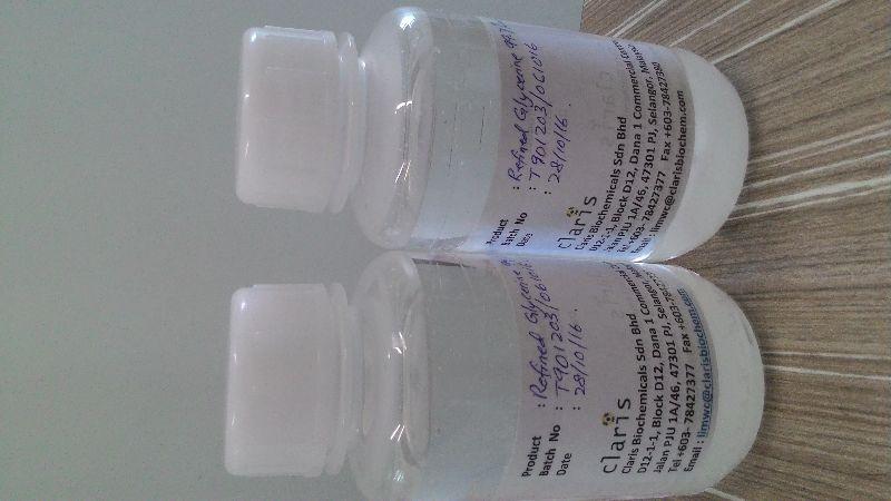 Refined Glycerine 99.7% in USP Grade