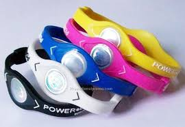 Negative Ion Power Wristband