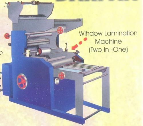 Window Lamination Machine 01