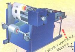 Window Lamination Machine 02