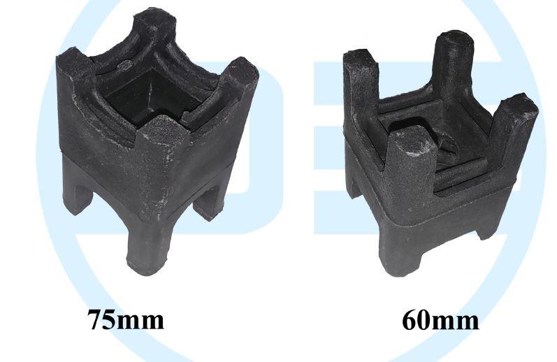 PVC Cover Block For RCC Footing