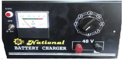 Battrey Charger For Battery Rickshaw