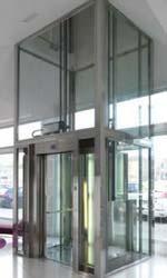 Machine Roomless Lift