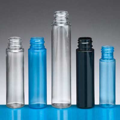 Round PET Bottles