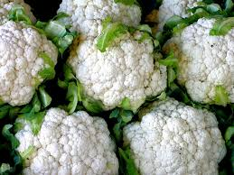 Fresh Cauliflower 01