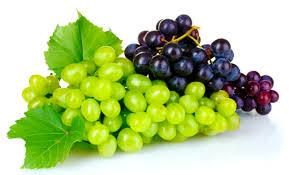 Fresh Grapes 02