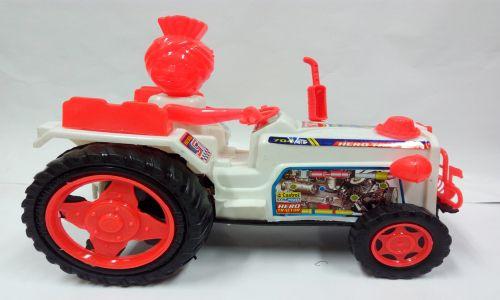 Hero Tractor Toy