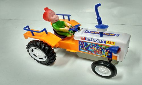 Power Tractor Toy