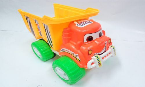 Smiley Truck Toys