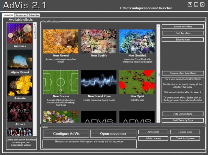 Advis Interactive Software