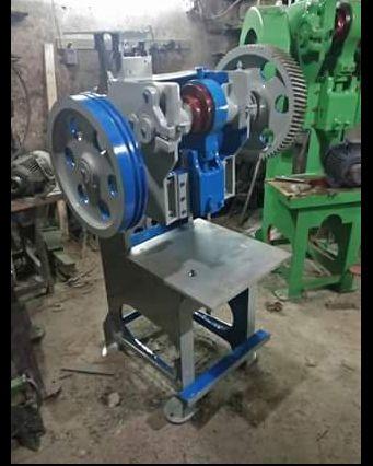 Footwear Cutting Machine 01