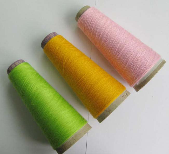 Polyester Cotton Blended Yarns