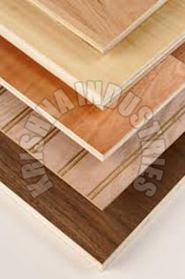 Commercial Plywood Sheets of 10 mm