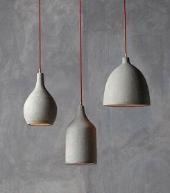 Concrete Lamp 05