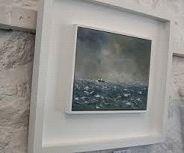 Concrete Photo Frame 02