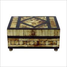 Horn and Bone Jewellery Boxes