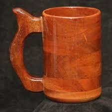Wooden Mug 04