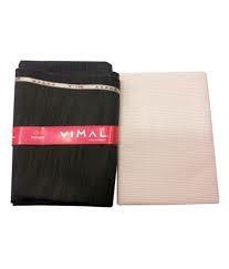 Vimal Pant Shirt Fabric Combo Pack