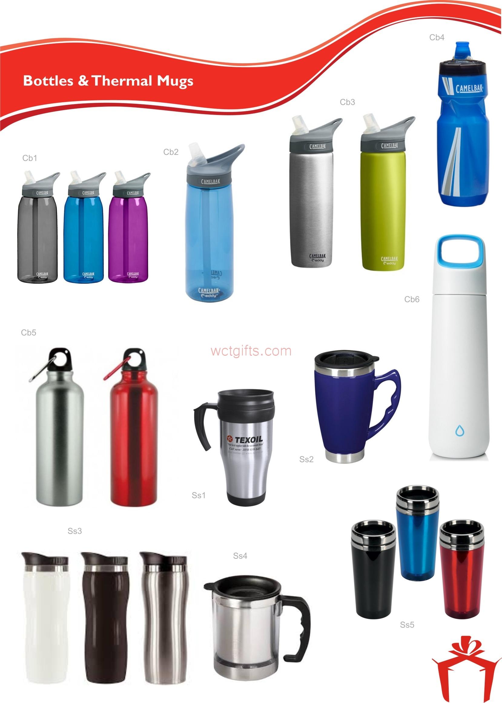Bottles & Thermal Mugs