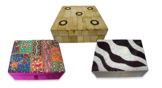 Lac Gift Boxes