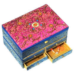 Lac Jewellery Boxes